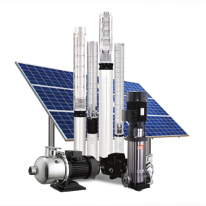 ADIMAX Solar Pump System Submersible Water Pumps 1hp to 5hp