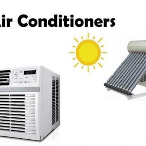 Solar Thermal Air Conditioner AC-DC