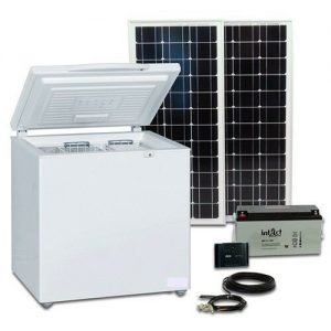 Freezers Refrigerator Solar Power Home Appliance Solar Panels